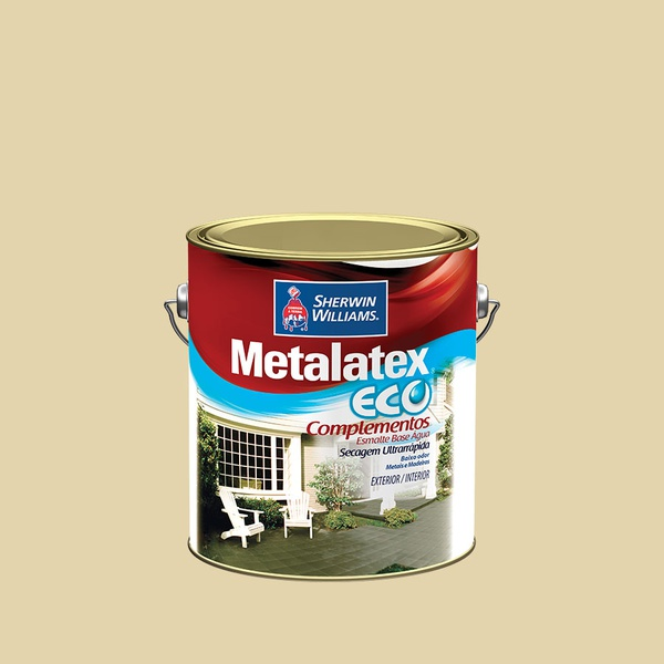 METALATEX ECO BRILHANTE MARFIM 3,6L