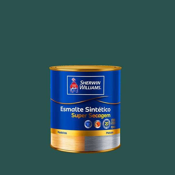SW ESMALTE SUPER SECAGEM VERDE COLONIAL 0,9L