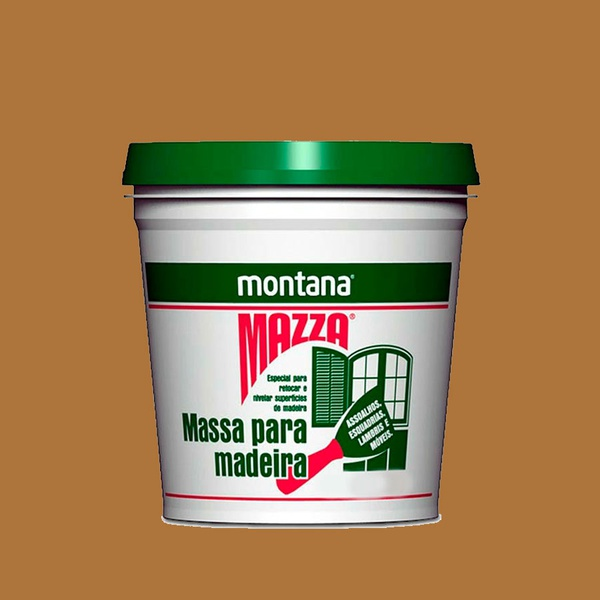 MONTANA MAZZA SUCUPIRA 6,4KG