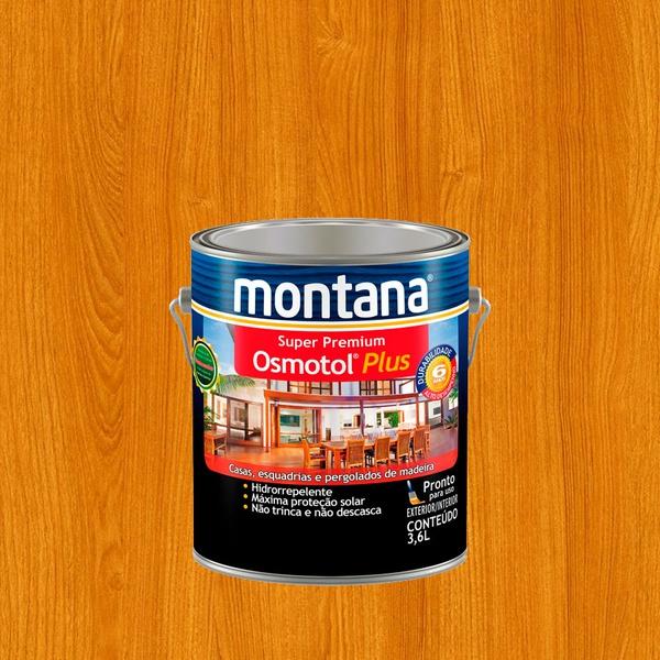 MONTANA OSMOTOL PLUS ACETINADO CANELA 3,6L
