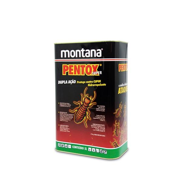 MONTANA PENTOX SUPER INCOLOR 5L