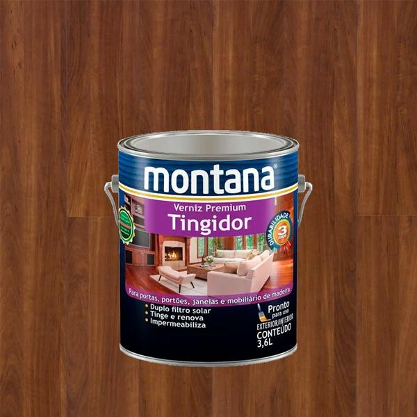 MONTANA VERNIZ TINGIDOR IPE BRILHANTE 3,6L