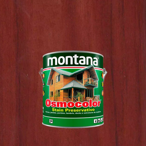 MONTANA OSMOCOLOR ST MOGNO 3,6L