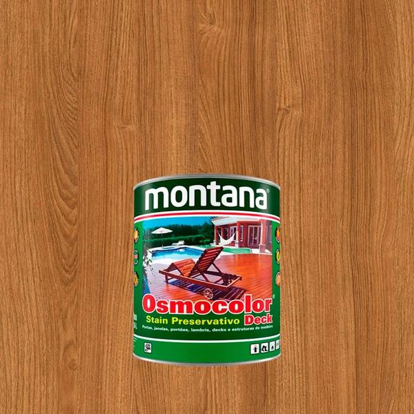 Montana Osmocolor Castanho UV Deck 0,9L