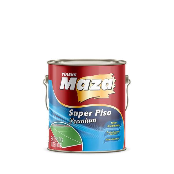 MAZA SUPER PISO PREMIUM BRANCO 3,6L