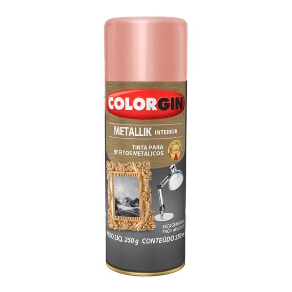 COLORGIN METALLIK ROSE GOLD