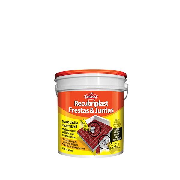 RECUBRIPLAST FRESTAS E JUNTAS BRANCO 1,5KG