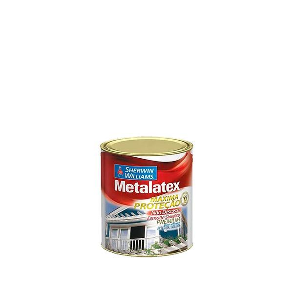 METALATEX ESMALTE BRILHANTE BRANCO 0,9L