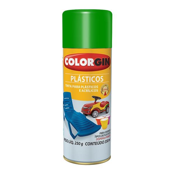 COLORGIN PLASTICOS BRILHANTE VERDE ABACATE