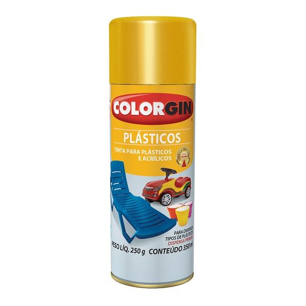 COLORGIN PLASTICOS METALICAS OURO