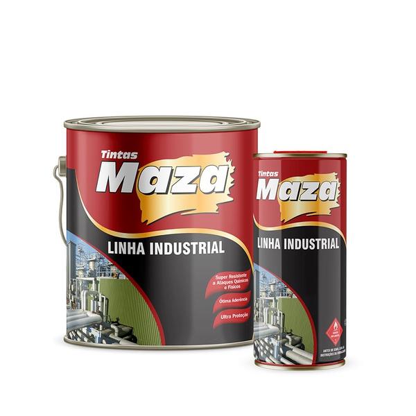 MAZA KIT TINTA EPOXI BRANCO N9 A+B 3,6L