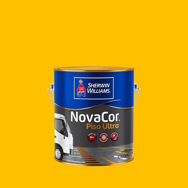 NOVACOR ULTRA PISO AMARELO DEMARCAÇÃO 3,6L