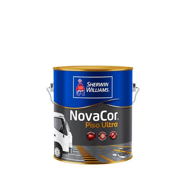 NOVACOR ULTRA PISO BRANCO 3,6L