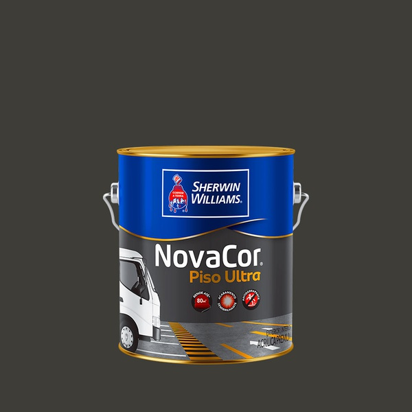 NOVACOR ULTRA PISO CINZA CHUMBO 3,6L