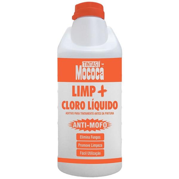 MOCOCA CLORO LÍQUIDO 1L
