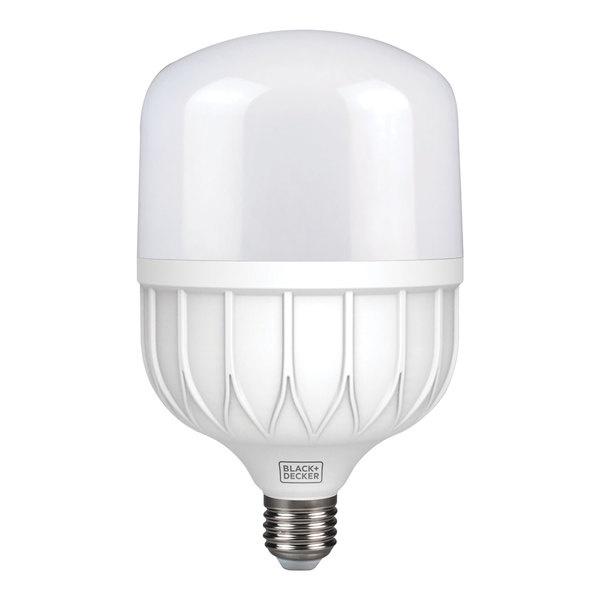 BLACK&DECKER LÂMPADA LED ALTA POTÊNCIA T120 45W 6500W