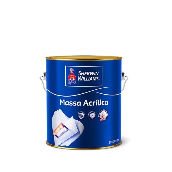SW MASSA ACRÍLICA 3,6L