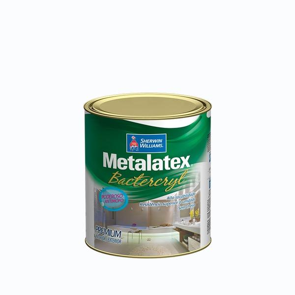 METALATEX B&C BACTERCRYL ACETINADO BRANCO 0,9L