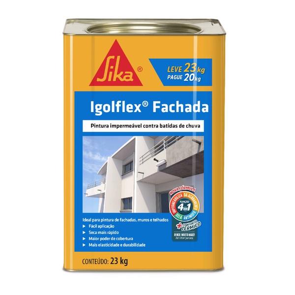 SIKA IGOLFLEX FACHADA 23KG