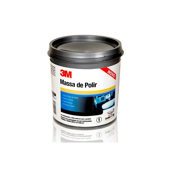 3M MASSA DE POLIR 1KG