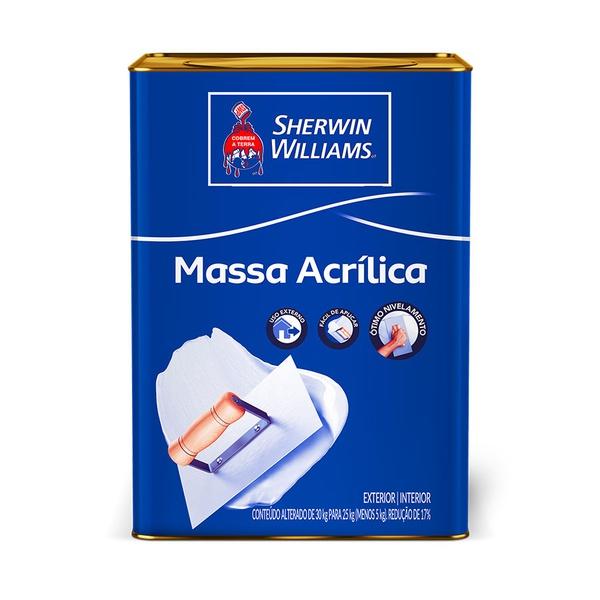 SW MASSA ACRÍLICA 25KG