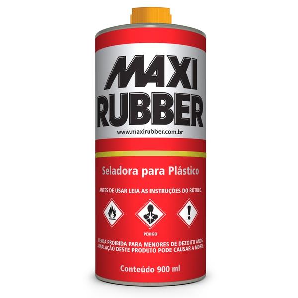 MAXI RUBBER SELADORA PARA PLÁSTICO 0,9L