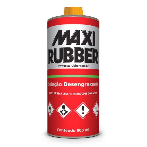 MAXI RUBBER DESENGRAXANTE 0,9L