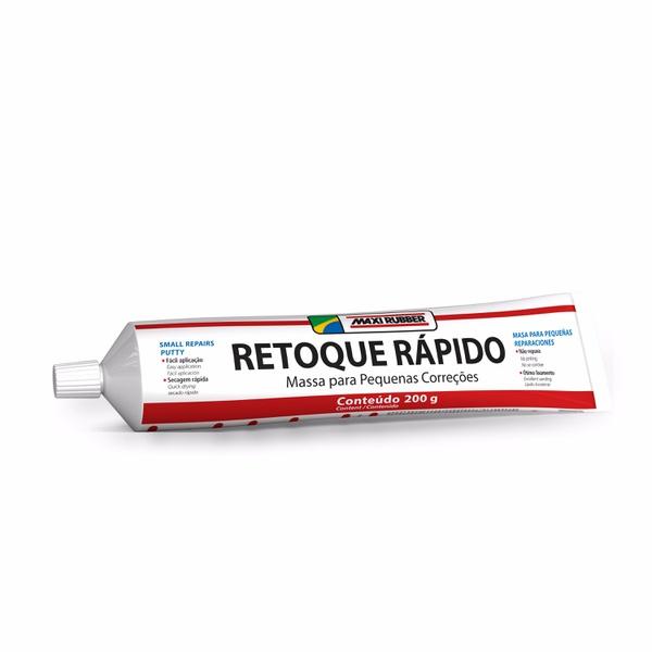 MAXI RUBBER RETOQUE RÁPIDO 200GR