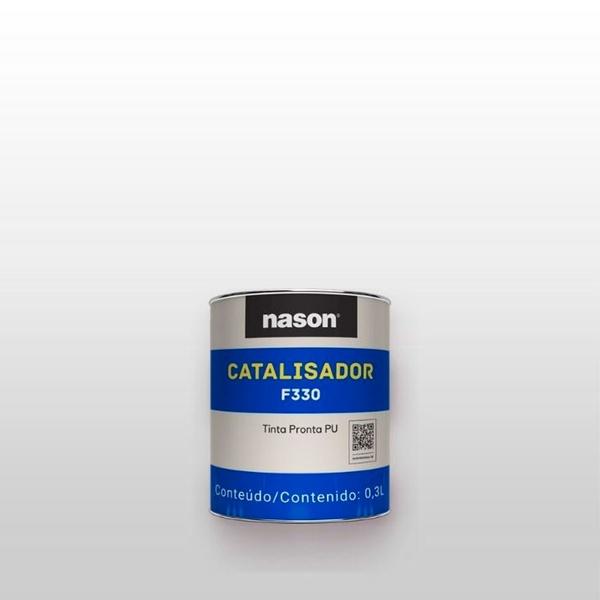 NASON CATALISADOR PARA TINTA PU 0,3L