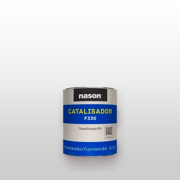 NASON F330 CATALISADOR 0,6L