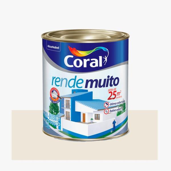 CORAL RENDE MUITO 900ML FOSCO