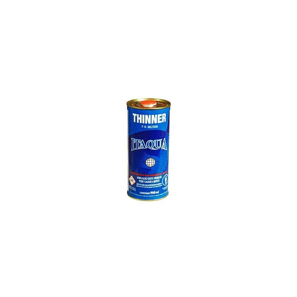 THINNER 16 900ML PARA LIMPEZA ITAQUA
