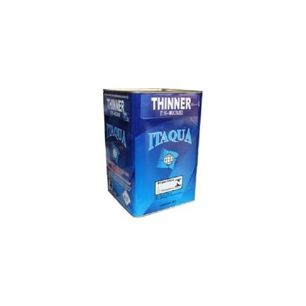THINNER 16 18L PARA LIMPEZA ITAQUA