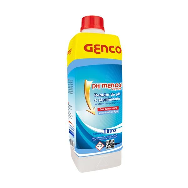PH - MENOS Líquido GENCO 1L