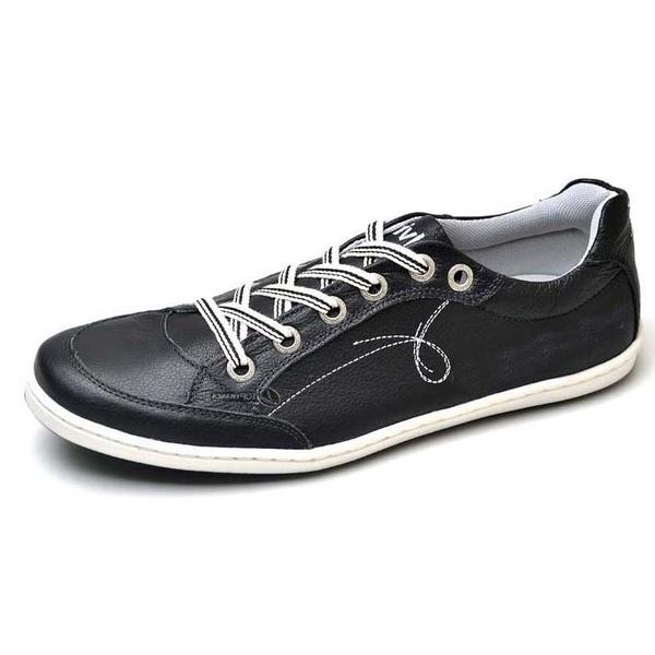 Sapatênis Masculino Top Franca Shoes Preto