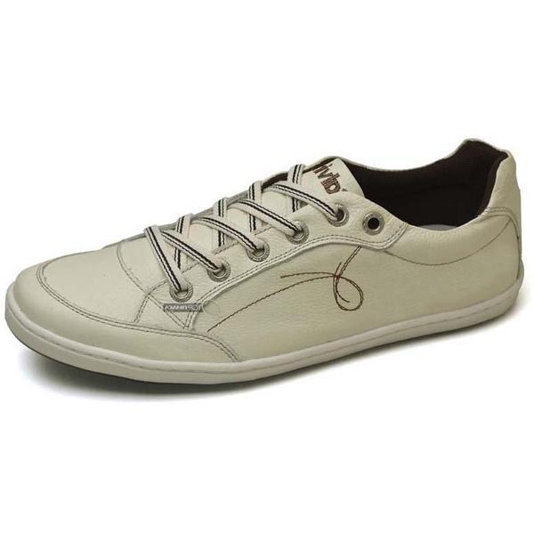 Sapatênis Masculino Top Franca Shoes Areia