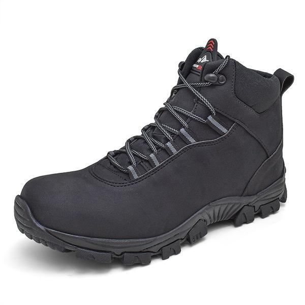 Bota Coturno Adventure Top Franca Shoes Preto
