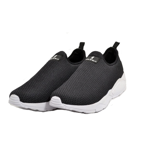 Tênis Esporte Fitnes Top Franca Shoes Preto