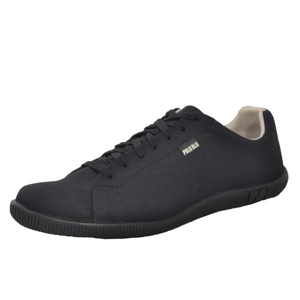 Sapatênis Casual Top Franca Shoes Preto