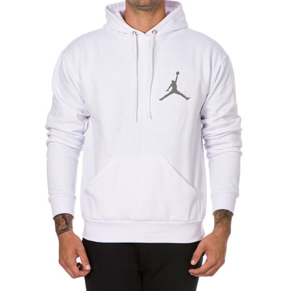 Moletom Masculino Jordan -Branco