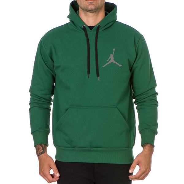 Moletom Masculino Jordan -Verde