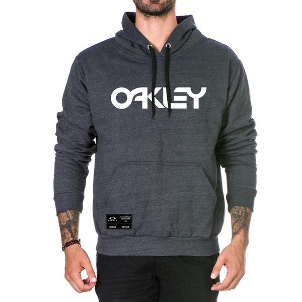 Moletom Masculino Oakley - Grafite