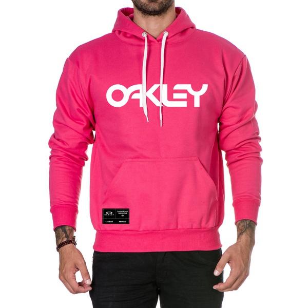 Moletom Masculino Oakley - Pink