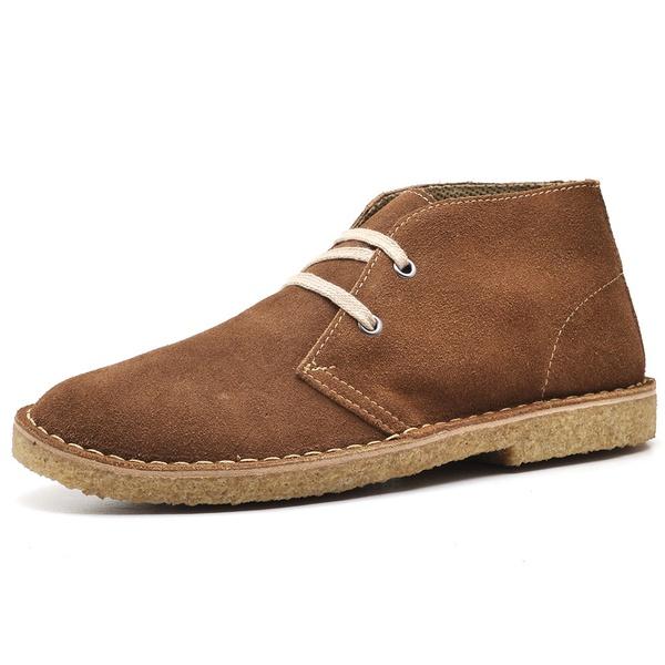 Bota Casual Retrô Top Franca Shoes Castor