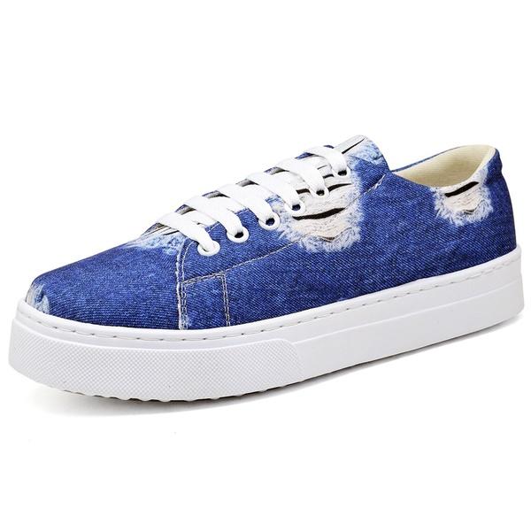 Tenis Sapatenis Top Franca Shoes jeans