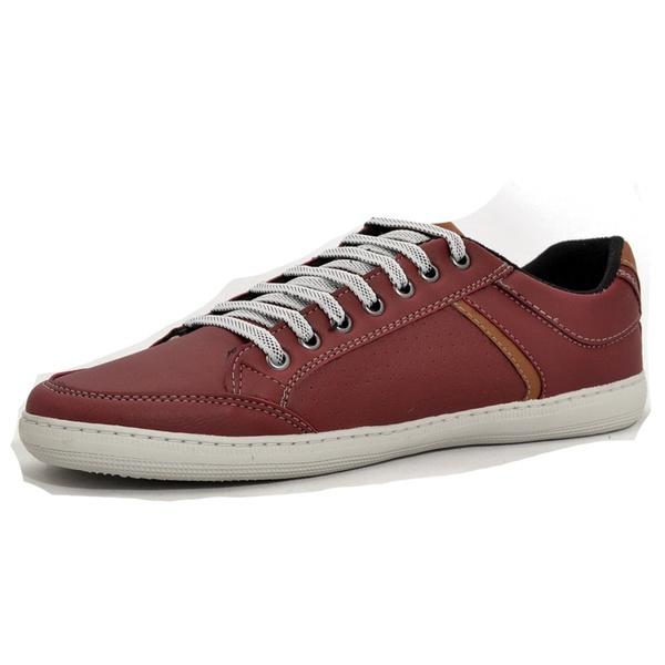 Sapatênis Tênis Masculino Top Franca Shoes Vinho