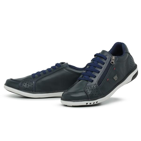 Sapatênis Masculino Casual Top Franca Shoes Marinho