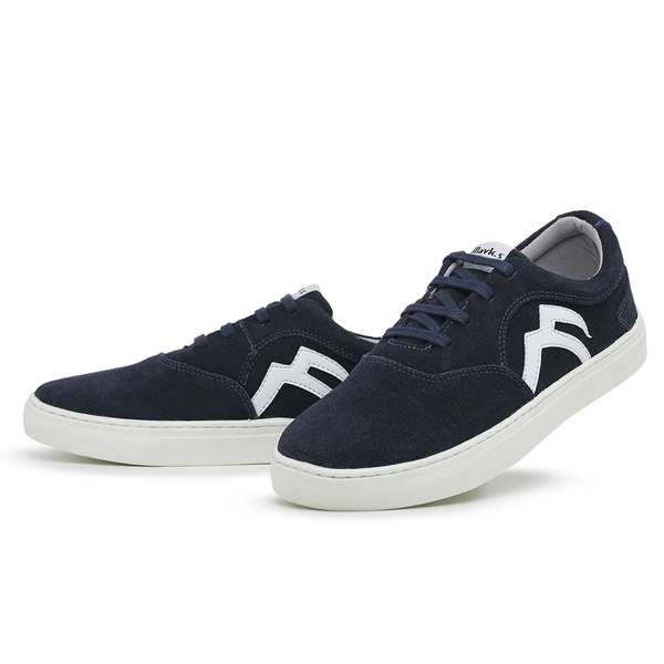Sapatênis Masculino Casual Skatista Top Franca Shoes Azul