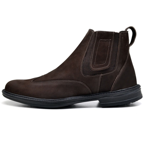 Bota Botina Anatômica Confort Top Franca Shoes Cafe
