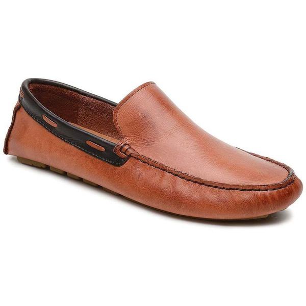 Sapato Mocassim Masculino Couro Legítimo